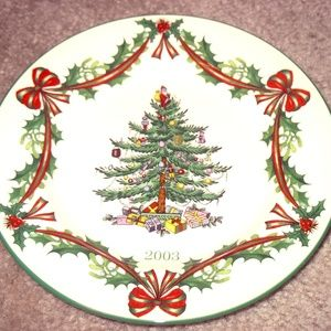 Spode Christmas 8 inch Collector Plate
